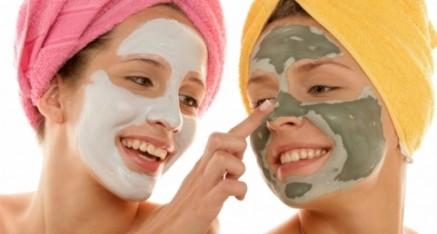 Muddermasker til ansigtet