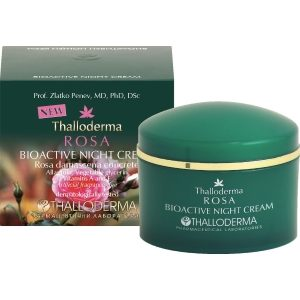 Bioaktive Night cream rosa